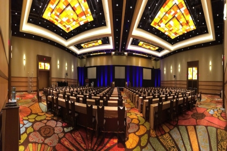 MIAMI CONFERENCES & CONVENTIONS AV SERVICES STAGING EVENT